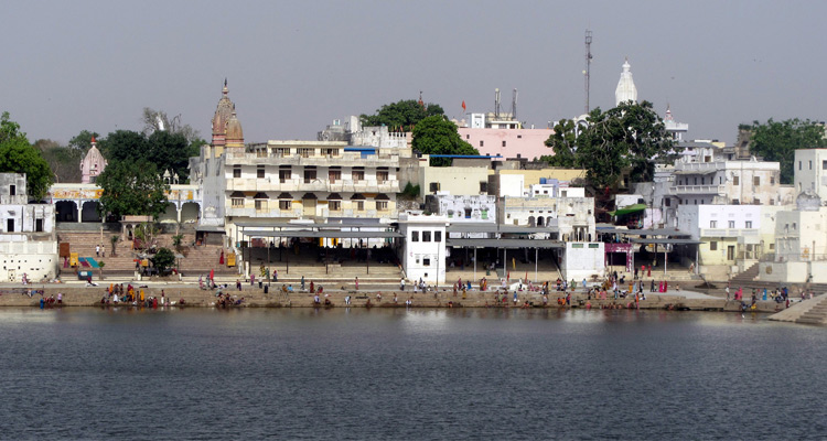 1 Day Jaipur to Ajmer & Pushkar Tour Pushkar Lake