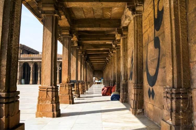 Jama Masjid w/ Ahmedabad Sightseeing Package by Cab