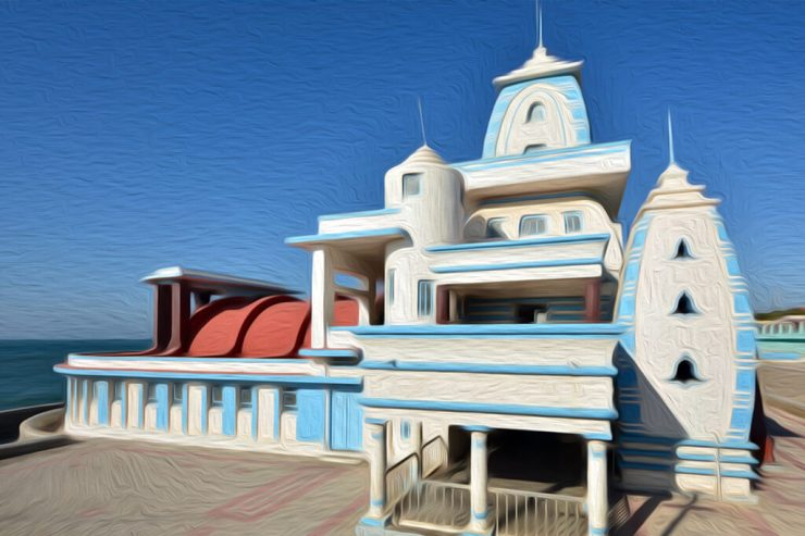Gandhi Memorial with 1 Day Kanyakumari Local Sightseeing Trip