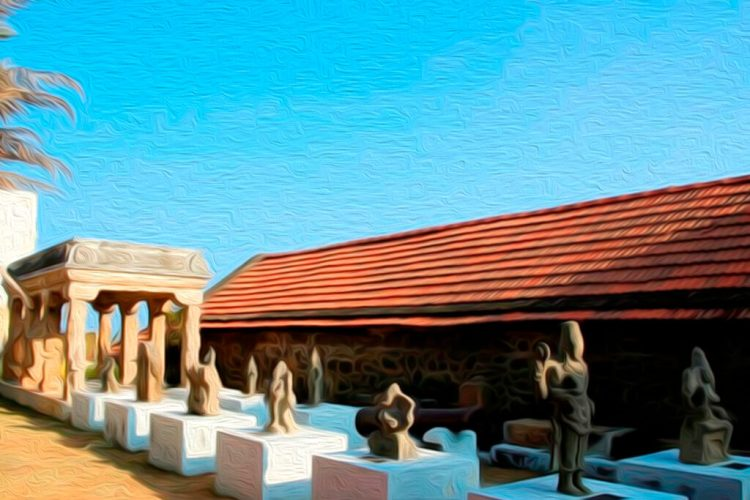 Government Museum with Kanyakumari 1 Day Sightseeing Trip by Cab