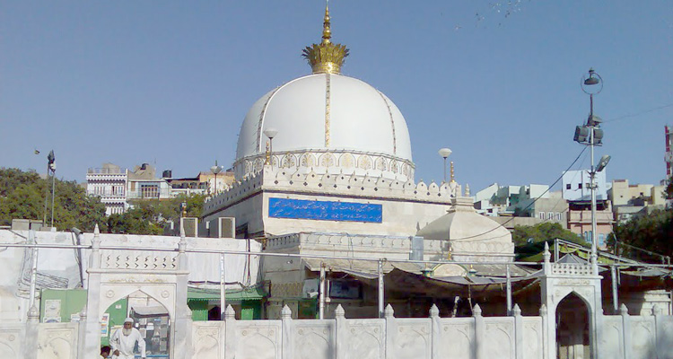 1 Day Ajmer and Pushkar Local Sightseeing Tour Dargah Sharif