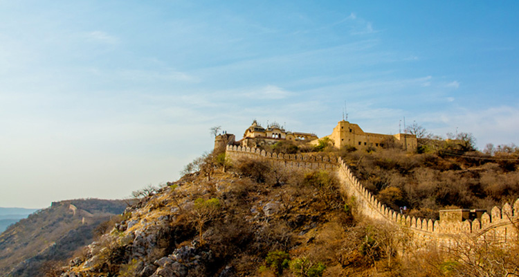 1 Day Alwar Local Sightseeing Tour by Cab Alwar Fort