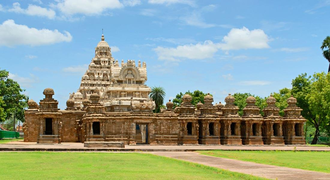 1 Day Chennai to Mahabalipuram & Kanchipuram Trip by Car