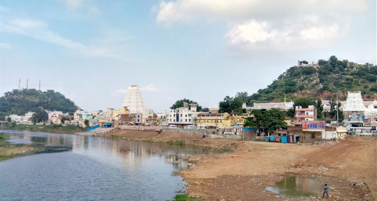 1 Day Chennai to Sri Kalahasti Tour by Cab Bharadwaja Theertham