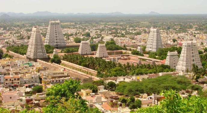 1 Day Chennai to Vellore & Tiruvannamalai Trip by Car