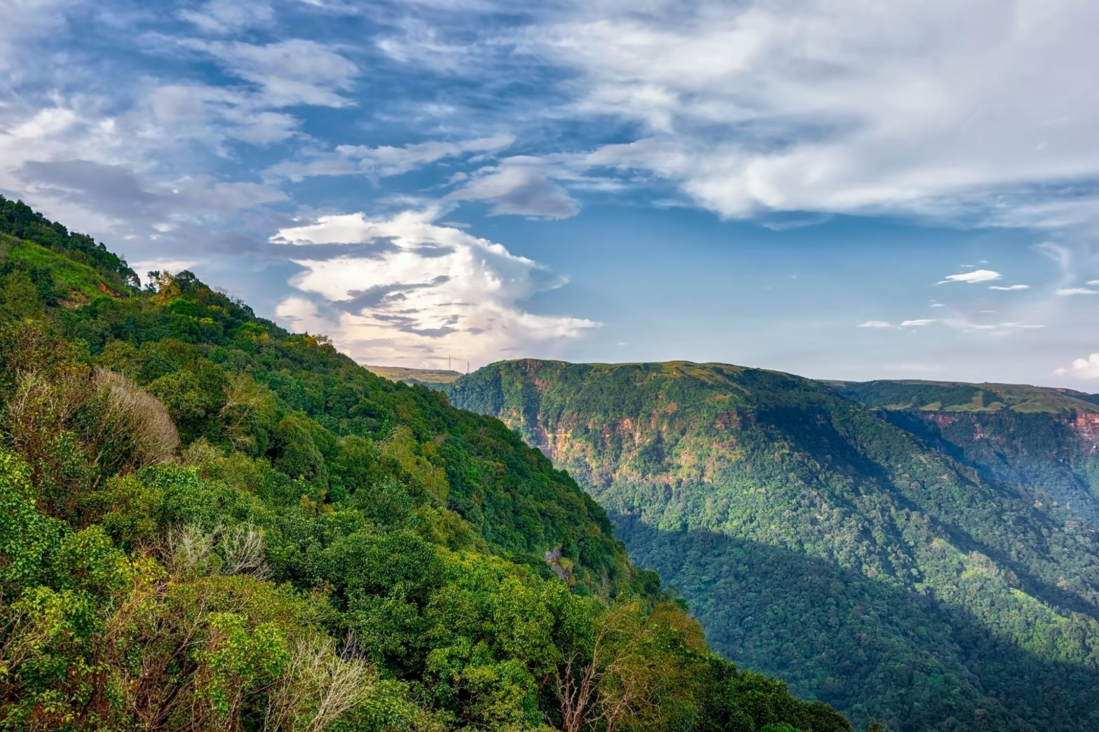 One Day Cherrapunjee Local Sightseeing Trip by Cab