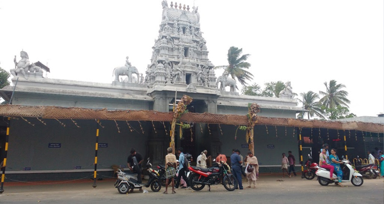 1 Day Coimbatore Temple Tour by Cab Eachanari Vinayagar Temple