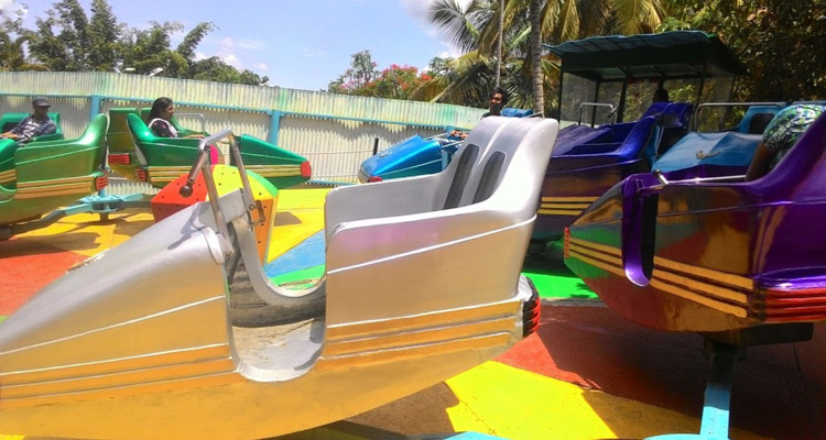 1 Day Coimbatore to Black Thunder Water Park Tour by Cab Dry Rides
