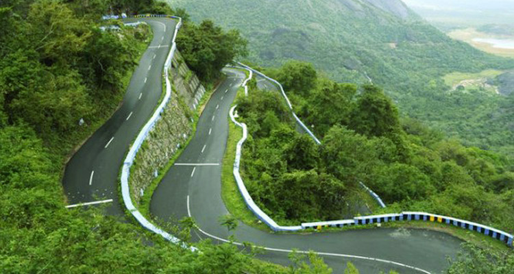 1 Day Coimbatore to Yercuad Tour by Cab 32 km Loop Road