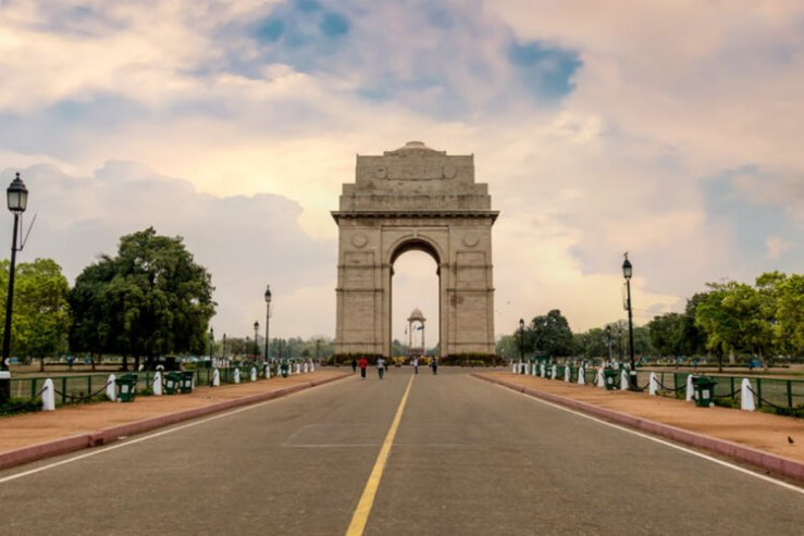 India Gate, Delhi with 1 Day Delhi Local Sightseeing Trip by Car