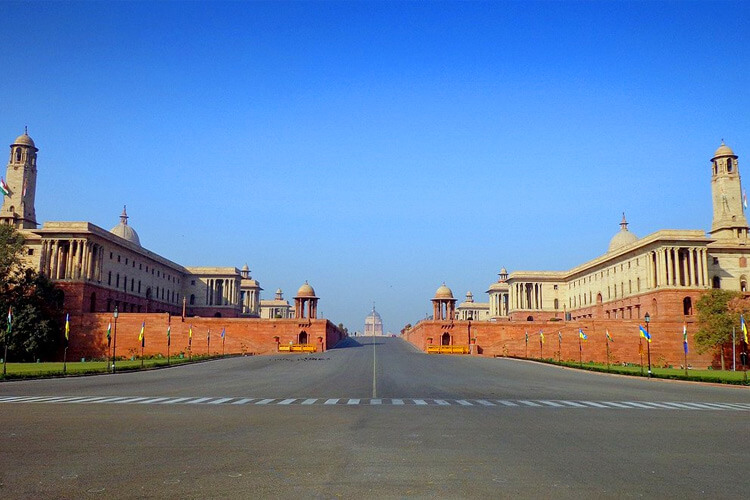 Rashtrapati Bhavan with 1 Day Delhi Local Sightseeing Trip by Car