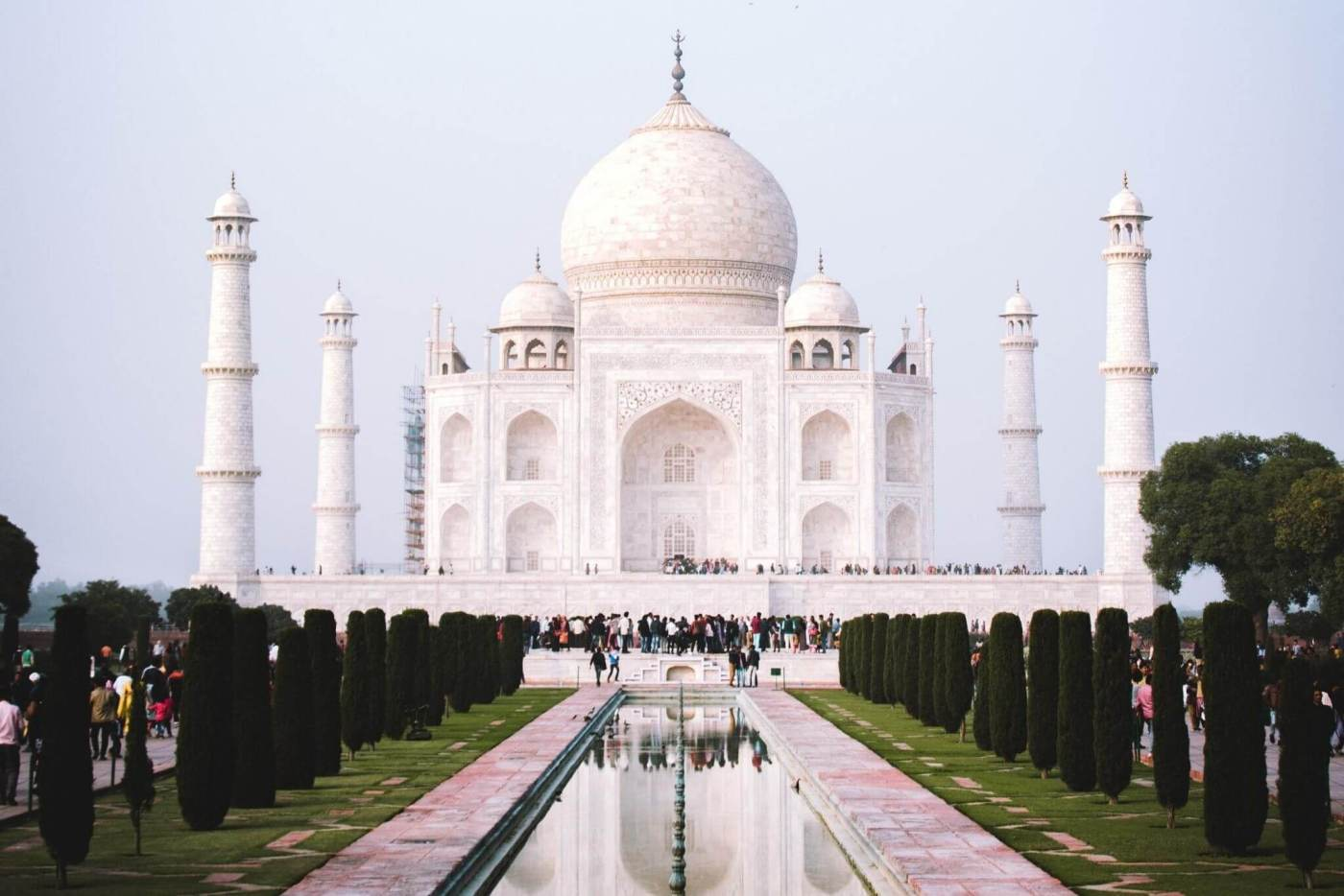 One Day Faridabad to Agra Trip by Car Header