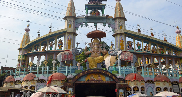 1 Day Guwahati Local Sightseeing Tour by Cab Ganesh Temple