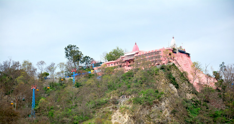 1 Day Haridwar & Rishikesh Local Sightseeing Tour by Cab Mansa Devi Temple