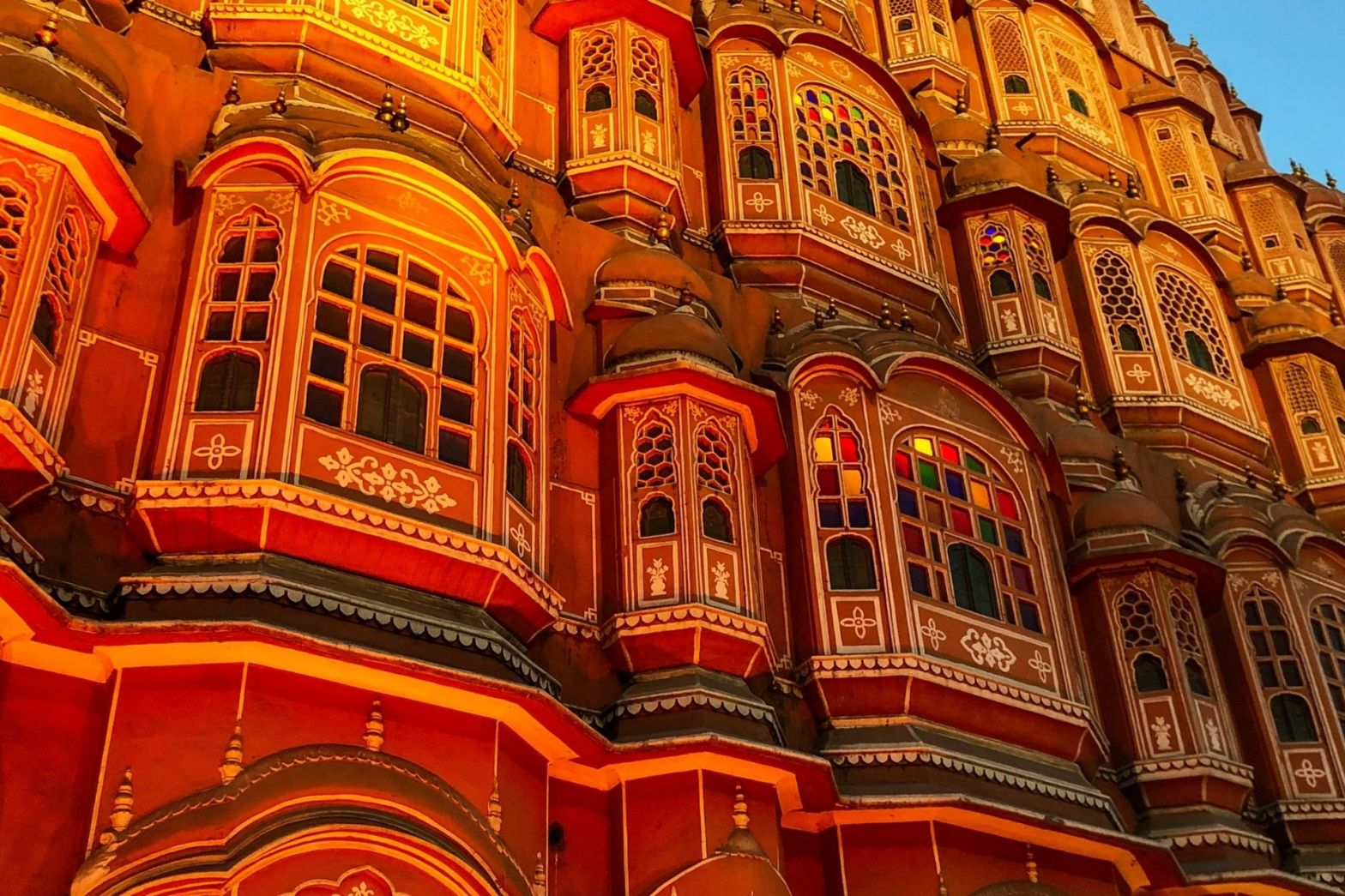 One Day Jaipur Local City Sightseeing Trip by Cab