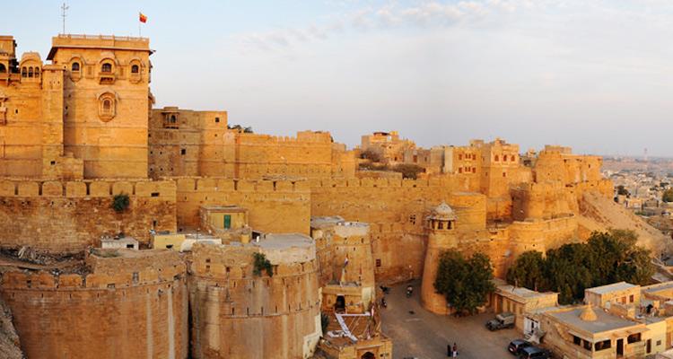 1 Day Jaisalmer Local Sightseeing Tour by Cab Jaisalmer Fort