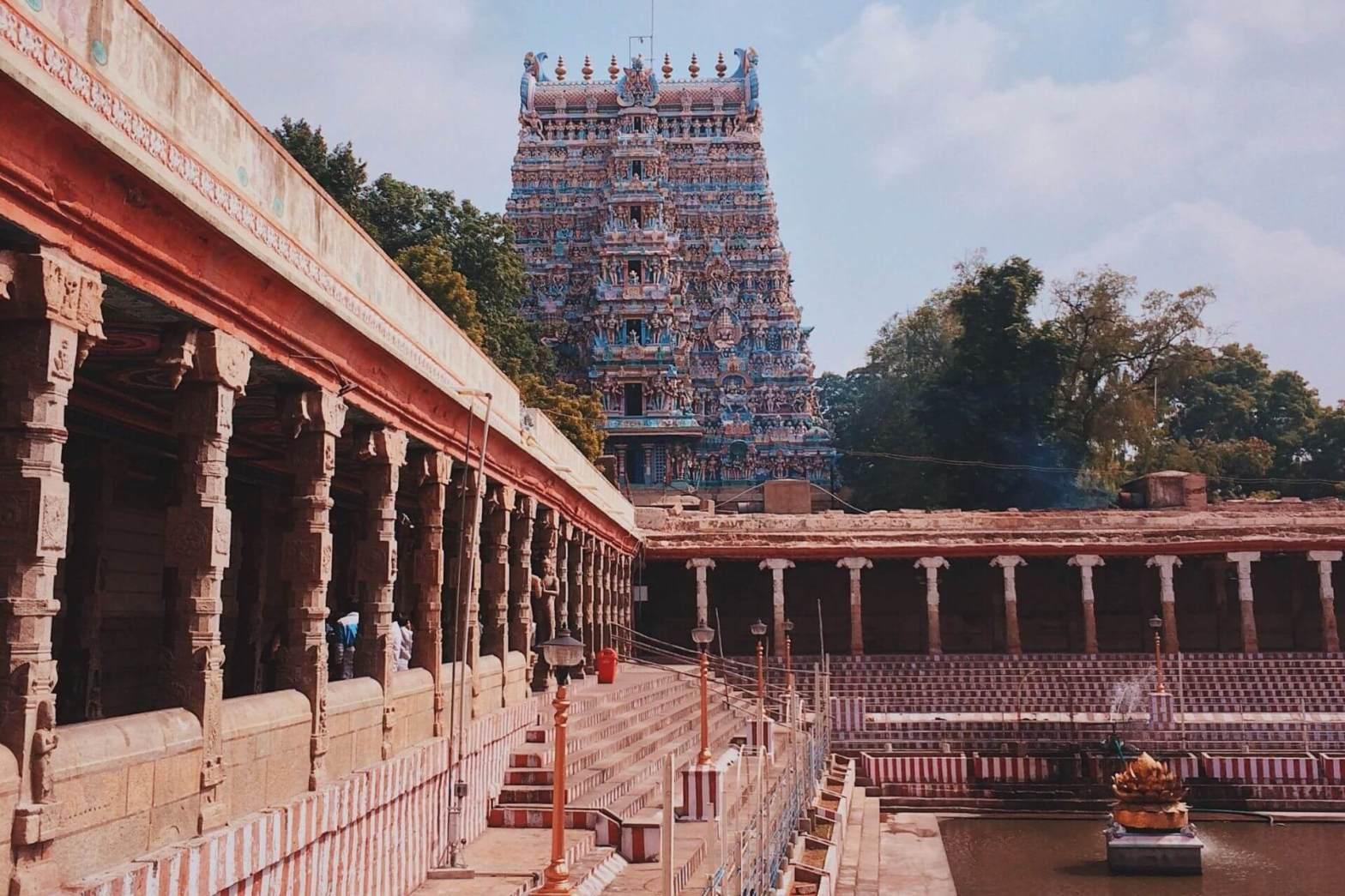 One Day Madurai Sightseeing Trip by Cab