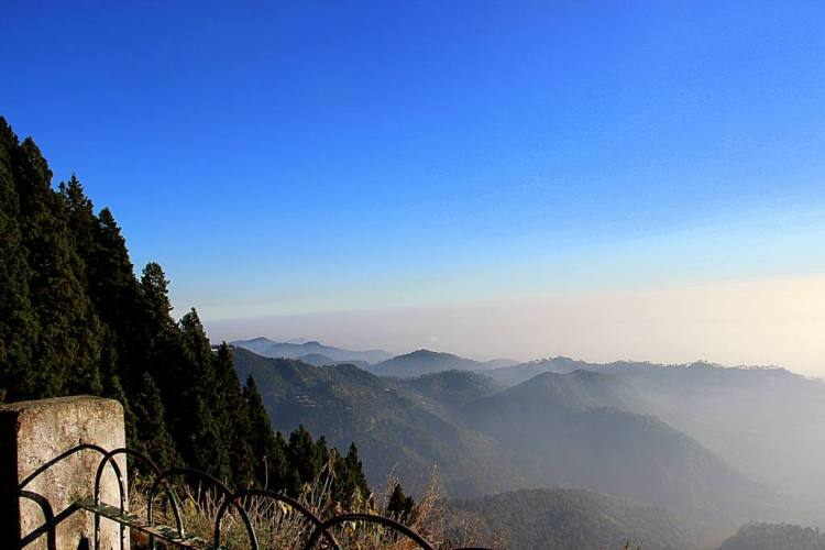 One Day Nainital Local Sightseeing Tour with Lovers Point