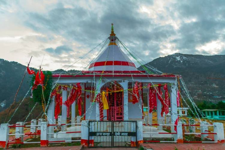 One Day Nainital Local Sightseeing Tour with Naina Devi Temple