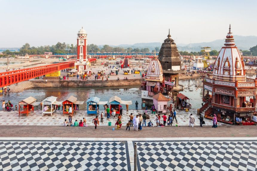 What to expect with One Day Delhi to Haridwar and Rishikesh Tour Package by Private Cab