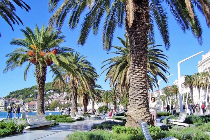 Split Sea Promenade Riva