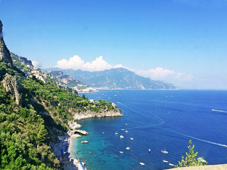 Amalfi Coast Sea View