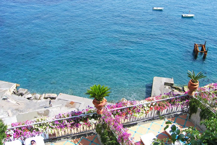 Amalfi Coast Terraces