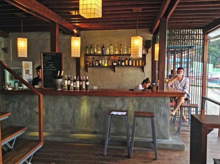 El Nido Mezzanine Restaurant