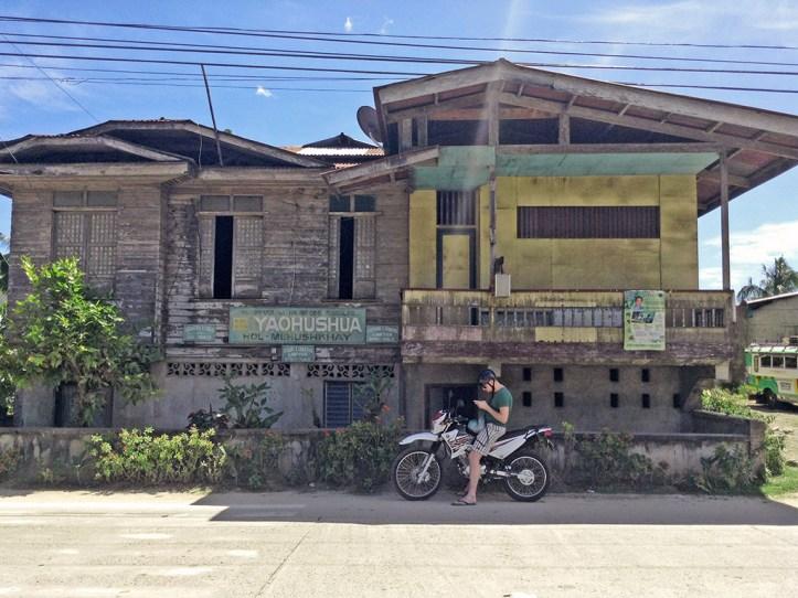 Renting a Motorbike in Bohol