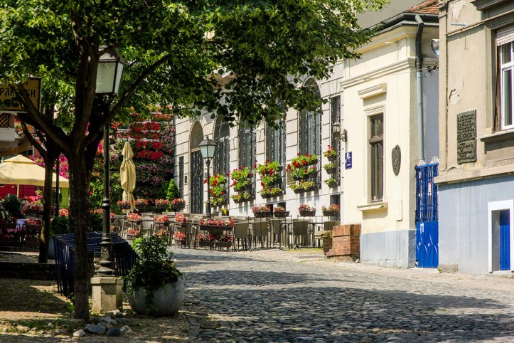 Skadarska street, Belgrade
