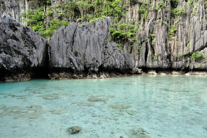 Small Lagoon El Nido