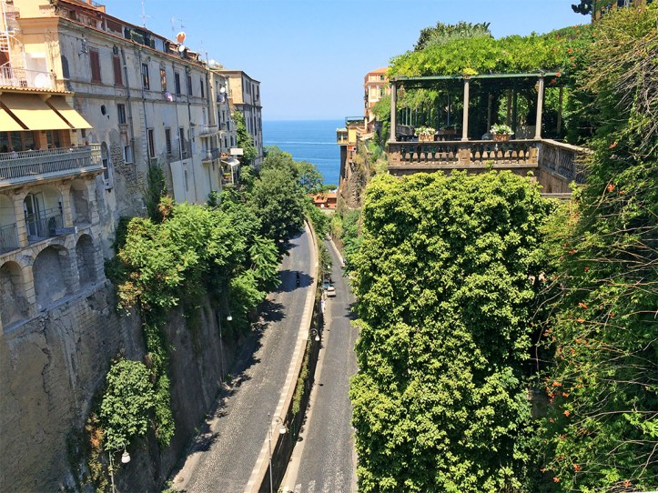 Sorrento One Day Trip