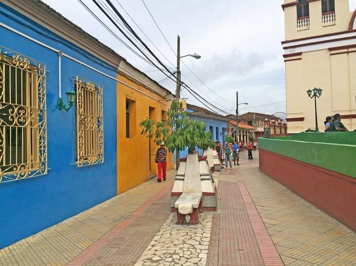 Baracoa City Centre Streets