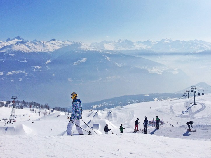 Crans Montana Day Trip