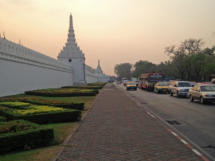 Grand Palace Entrance