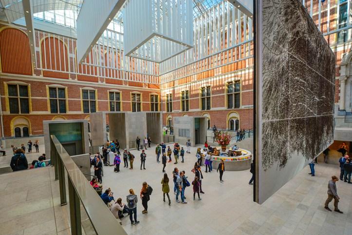 Rijsk Museum, Amsterdam