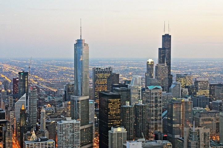 Signature Lounge Chicago