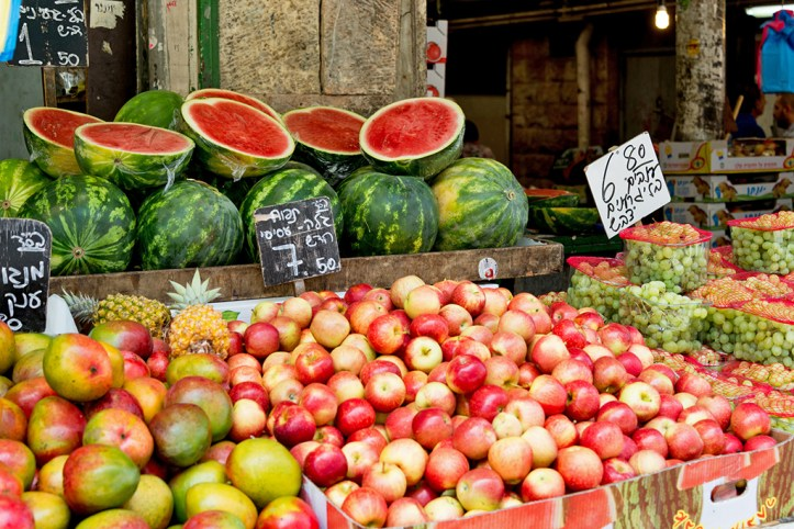Jerusalem Markets