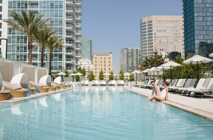 LEVEL Furnished Living Suites Downtown Los Angeles