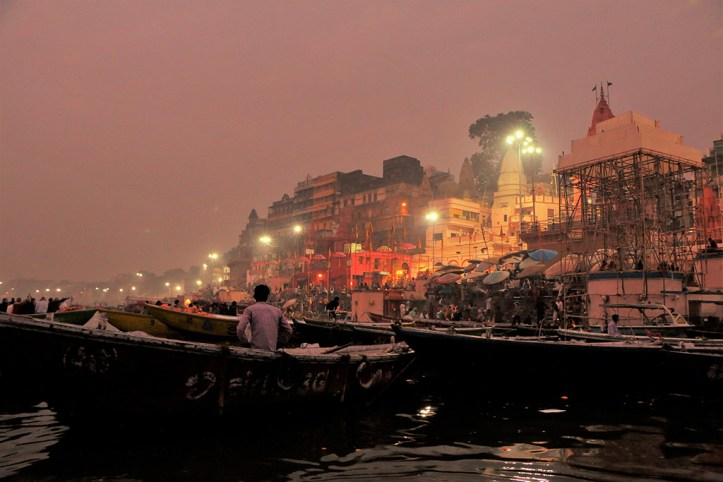 The Burning Ghat