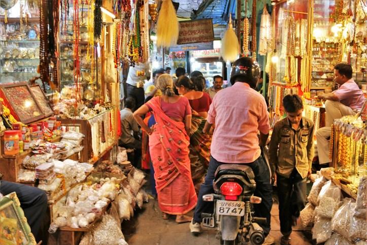 Varanasi Bazaar