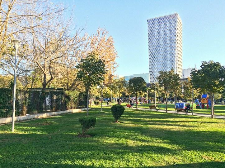 Tirana Modern Architecture