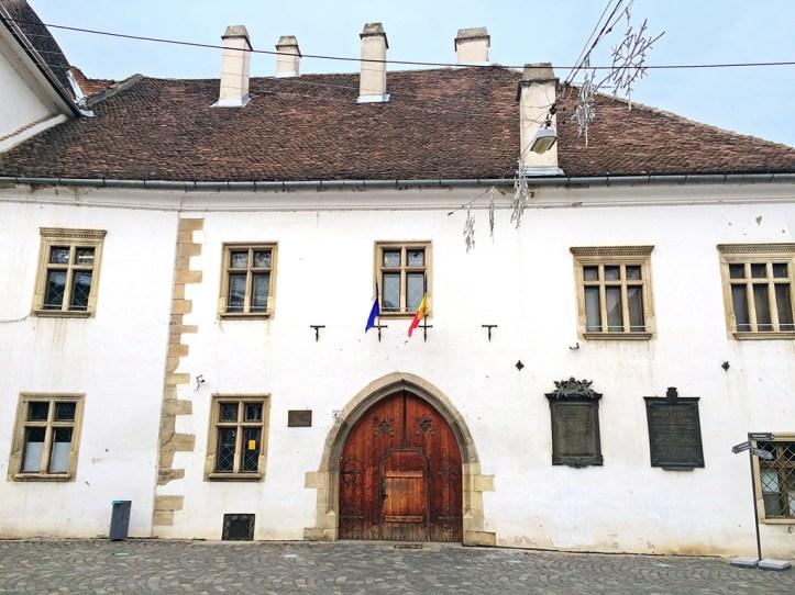 Matthias Corvinus House Cluj Napoca