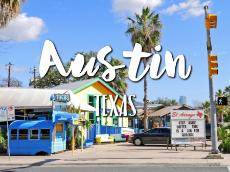 One day in Austin Texas Itinerary