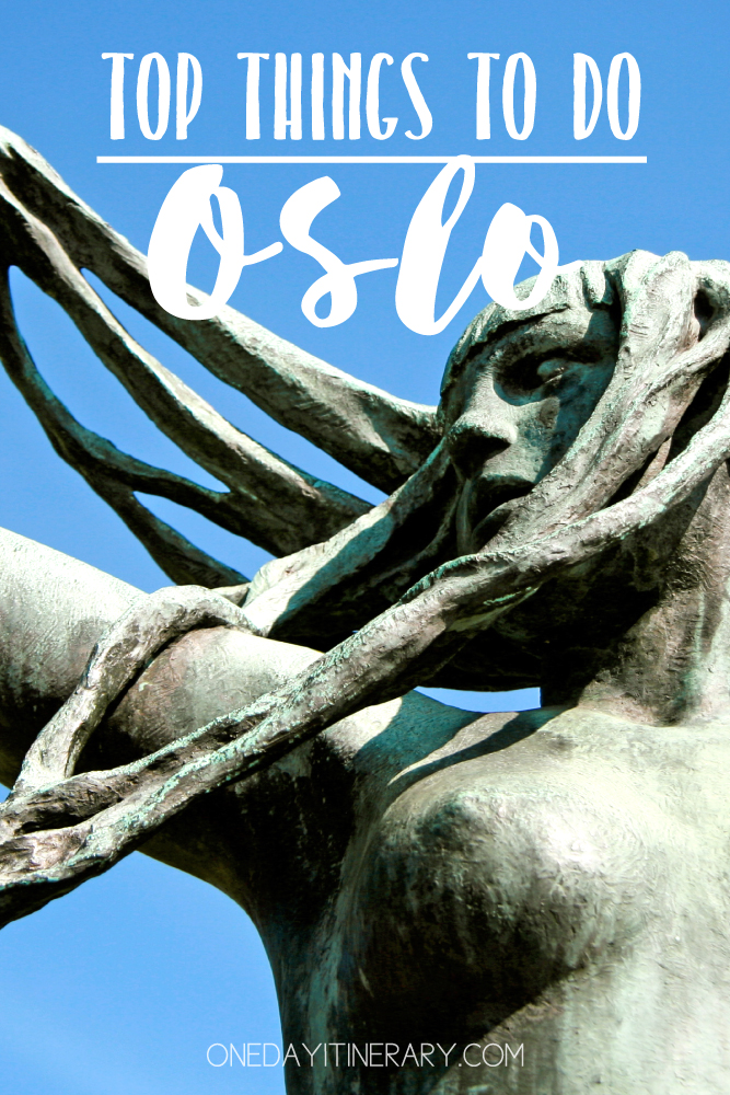 Oslo Norway Top things to do
