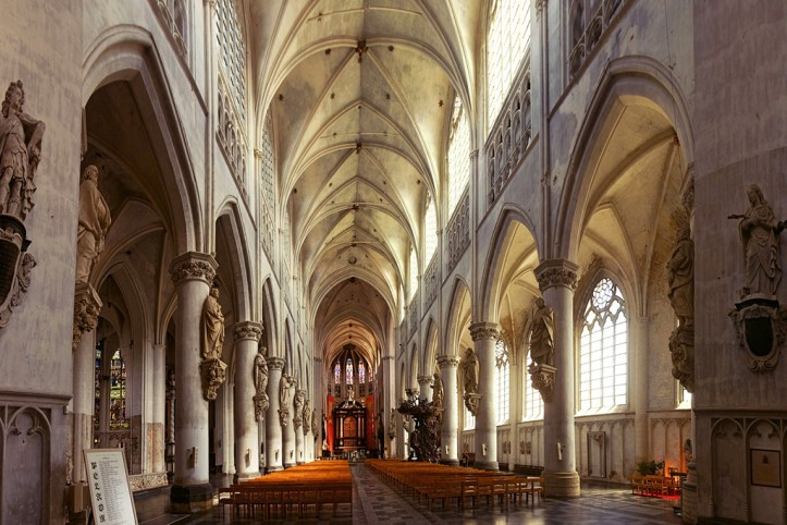 St. Rumbold's Cathedral, Mechelen