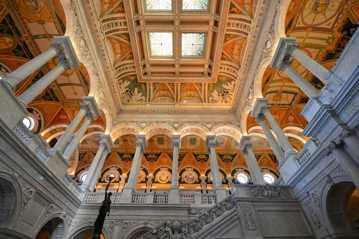 The Library of Congress, Washington