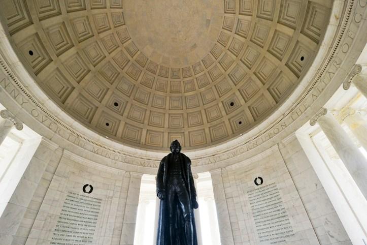 Thomas Jefferson Memorial, Washington