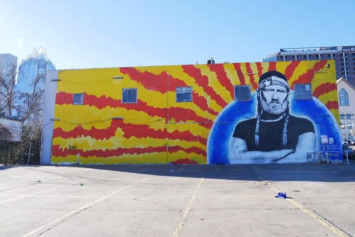 Willie Nelson, Austin