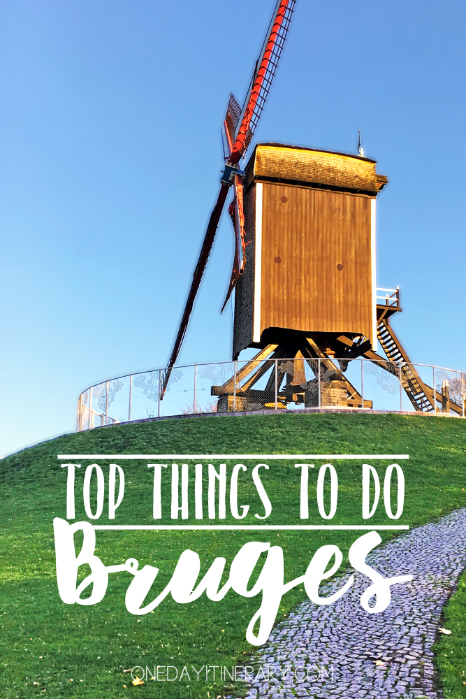 Bruges Belgium Top things to do